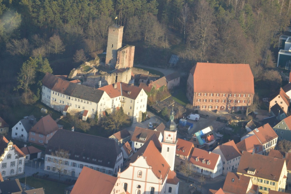 Hilpoltsteiner Burg